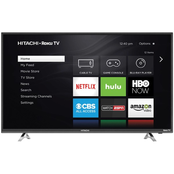 "Hitachi(R) 32R20 32"" 720p LCD HDTV with Roku(R)"