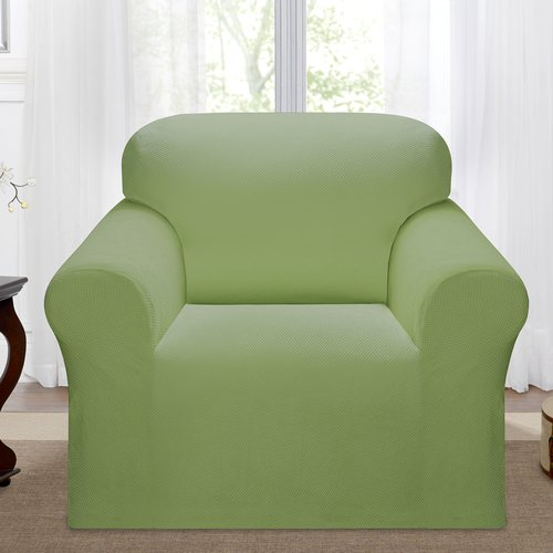 Kathy Ireland Home Day Break Polyester Armchair Slipcover