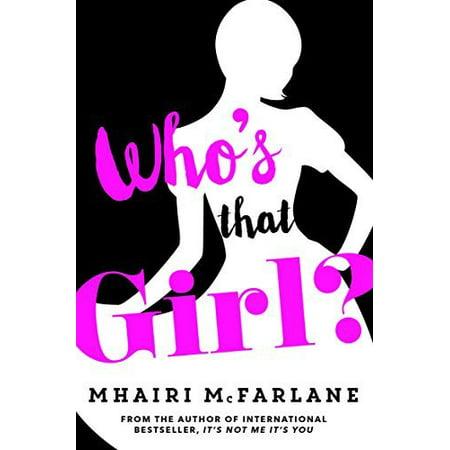 Who's That Girl? - image 1 de 1