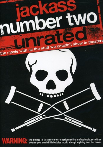 Jackass Number Two (Unrated) ( (DVD)) by PARAMOUNT HOME VIDEO