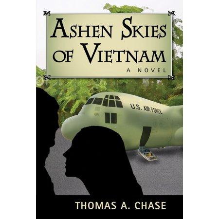 Ashen Skies of Vietnam - eBook