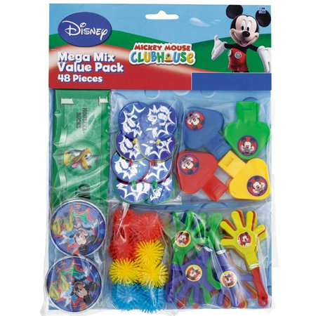 Disney Mickey Fun and Friends Party Favor Value - Mickey Disney Halloween Party