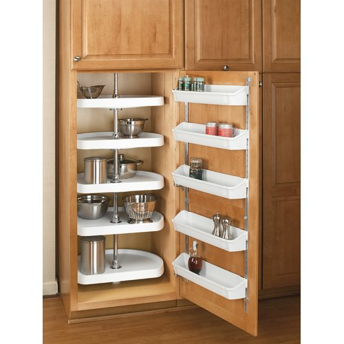 Rev-A-Shelf Cabinet Door Storage Organizer (Set of 4)