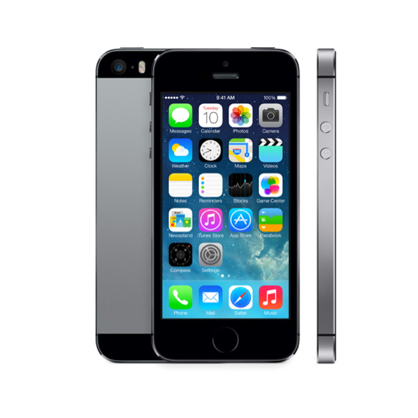 Refurbished Apple iPhone 5s 16GB, Space Gray - T-Mobile