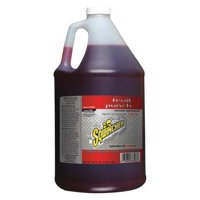 SQWINCHER Sports Drink Mix,6 gal.,Fruit Punch,PK4 040205-FP