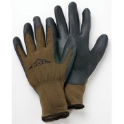 Handmaster Menes Bamboo Knit Glove With Nitrile Coated Palm Pack of 6
