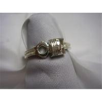 Hotrod Rocks HRR-003R Ladies Piston Ring, Size 6