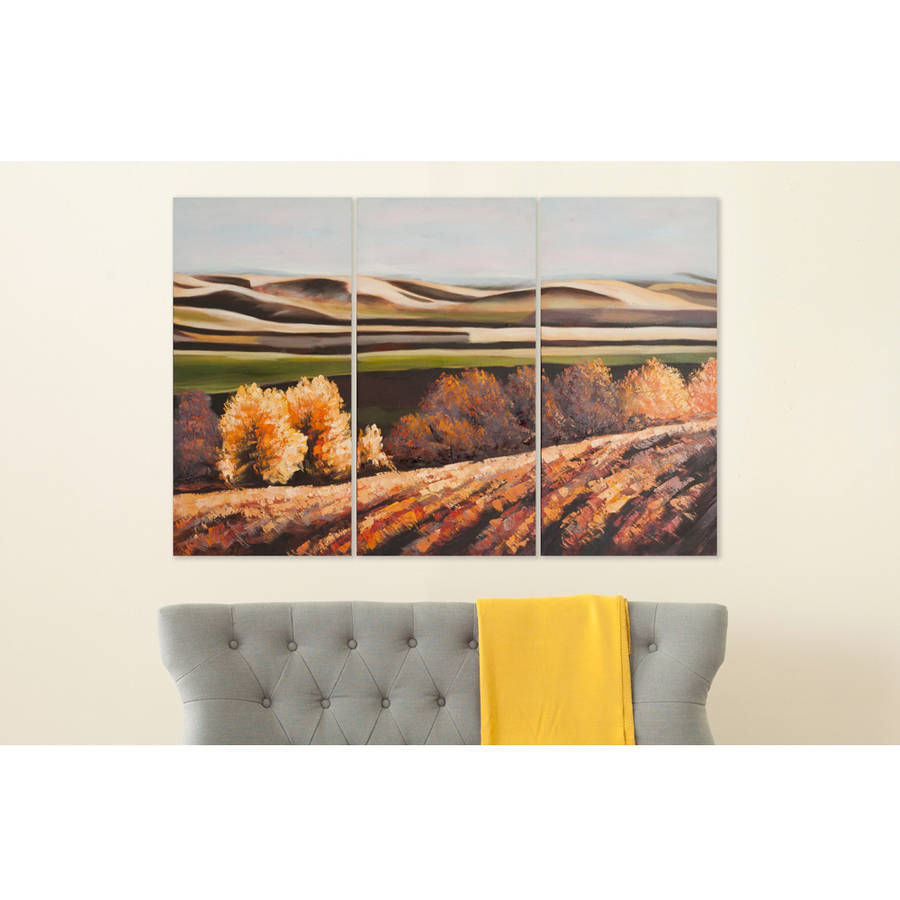Safavieh Harvest Dreams Triptych Wall Art, Assorted