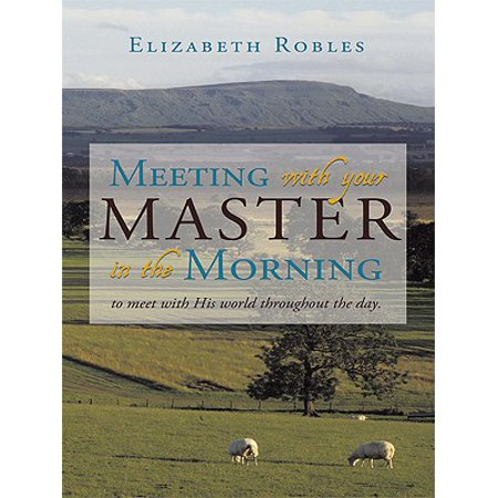 Meeting with Your Master in the Morning - eBook