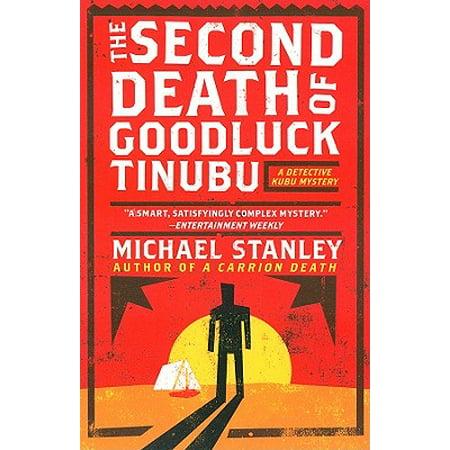 Detective Kubu Mysteries (Paperback): The Second Death of Goodluck Tinubu
