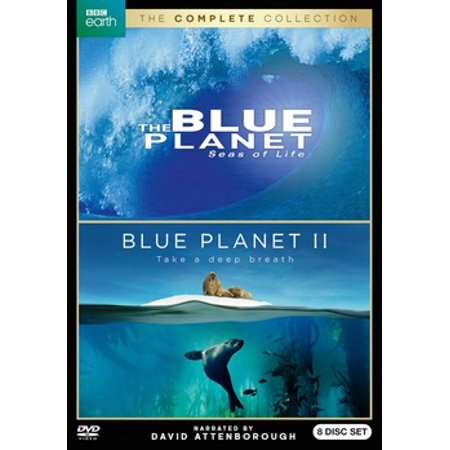 The Blue Planet Collection (DVD)