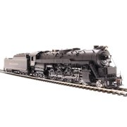 Broadway Limited 4460 HO Reading T1 4-8-4 Steam Loco w/Sound/DC/DCC #2101