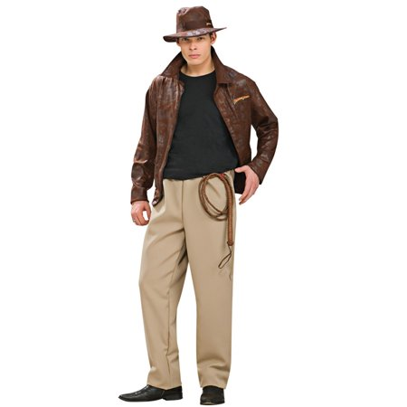 Men's Deluxe Indiana Jones Costume