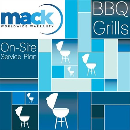Mack Warranty 1132 3 year  BBQ Grill  Major Appliances Warranty Under 5000