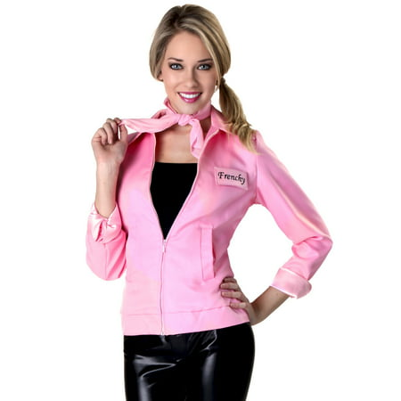 authentic grease pink ladies - Grease Pink Ladies Jacket For Kids