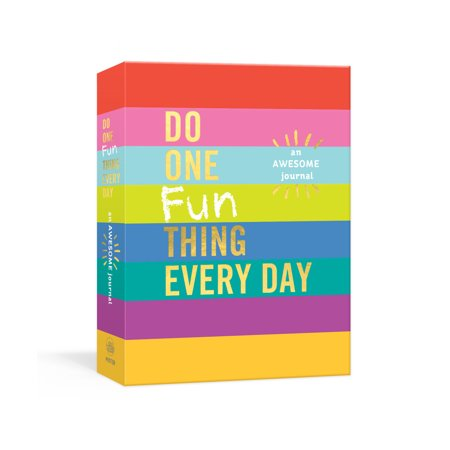 Do One Fun Thing Every Day : An Awesome Journal