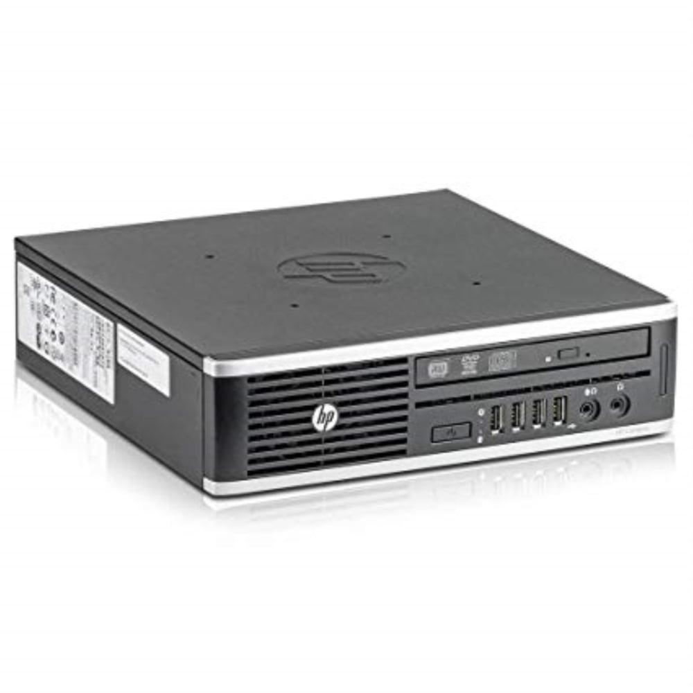 HP Compaq Elite 8300 USDT Ultra SFF Intel CoreI5 I5-3475S 2.9GHz 240 GB SSD 8 GB