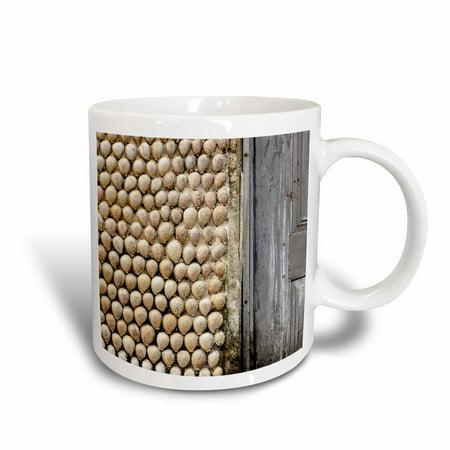 3dRose Africa, Mozambique, Ibo Island, Quirimbas NP. Cowrie shells., Ceramic Mug, 11-ounce