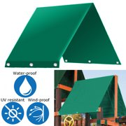 Swingset Shade Canopy Cover Swing Outdoor Garden Backyard N Slide Replacement