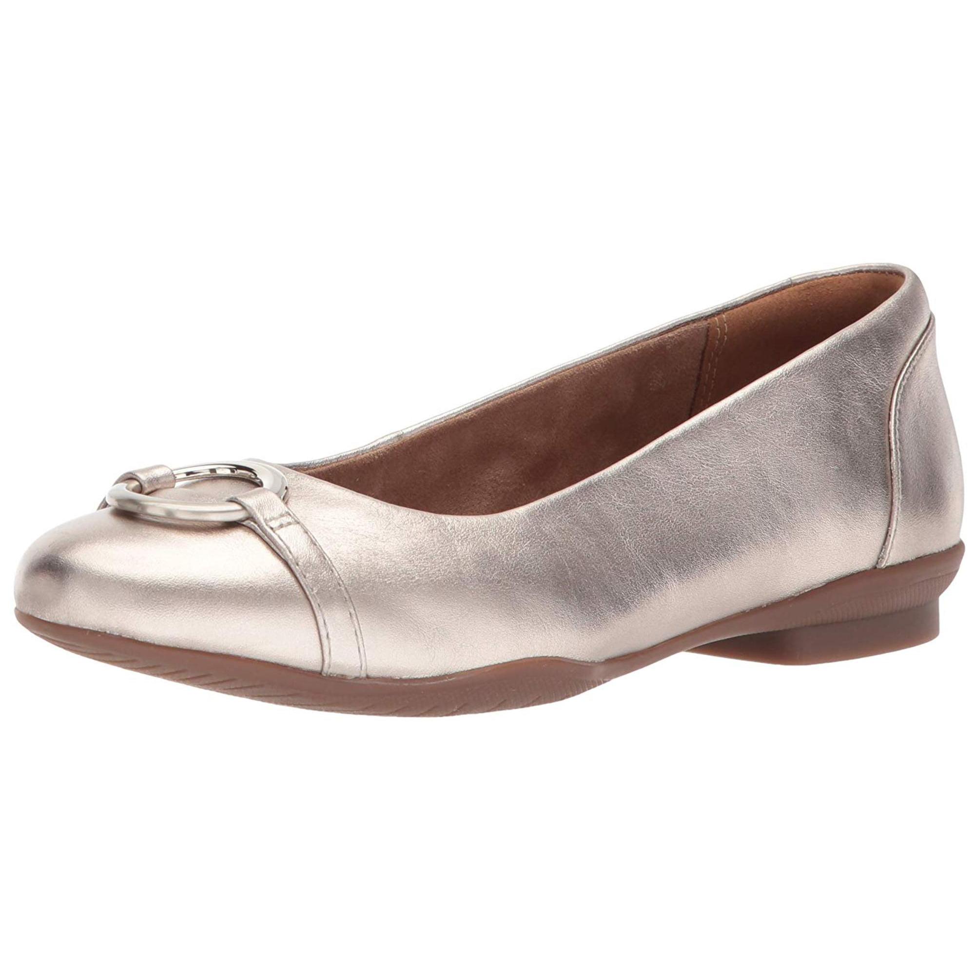 419c9b5f569a3 CLARKS Women's Neenah Vine Ballet Flat | Walmart Canada