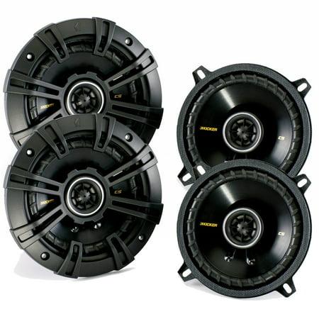 - Kicker CS speaker package - Two pairs of Kicker CS Series 5 Coaxial 40CS54