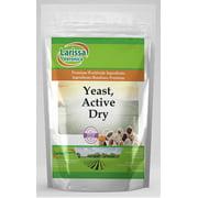 Yeast, Active Dry (4 oz, Zin: 524684)