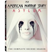 American Horror Story: Asylum The Complete Second Season (Blu-ray) (Widescreen) by