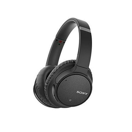SONY WHCH700N/B Black Noise Cancelling Headphones
