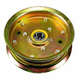 Jeep Idler Pulley (Flat Idler Pulley Replaces John Deere GY20110,)