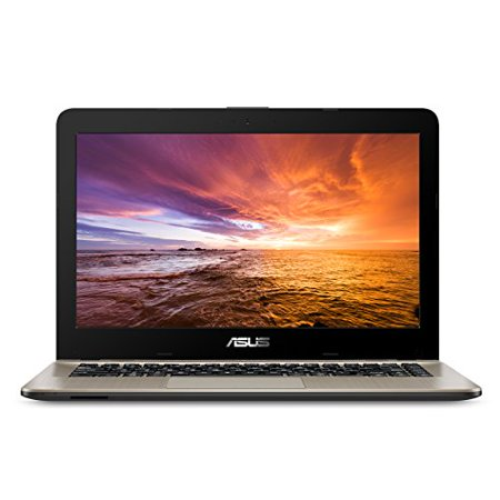 ASUS VivoBook F441 Light and Powerful Laptop, AMD A9 Dual Core Processor (Boost up to 3.6 Ghz), Radeon R5 Graphics, 8GB DDR4 RAM, 1TB HDD, 14??? FHD Display, Windows 10,