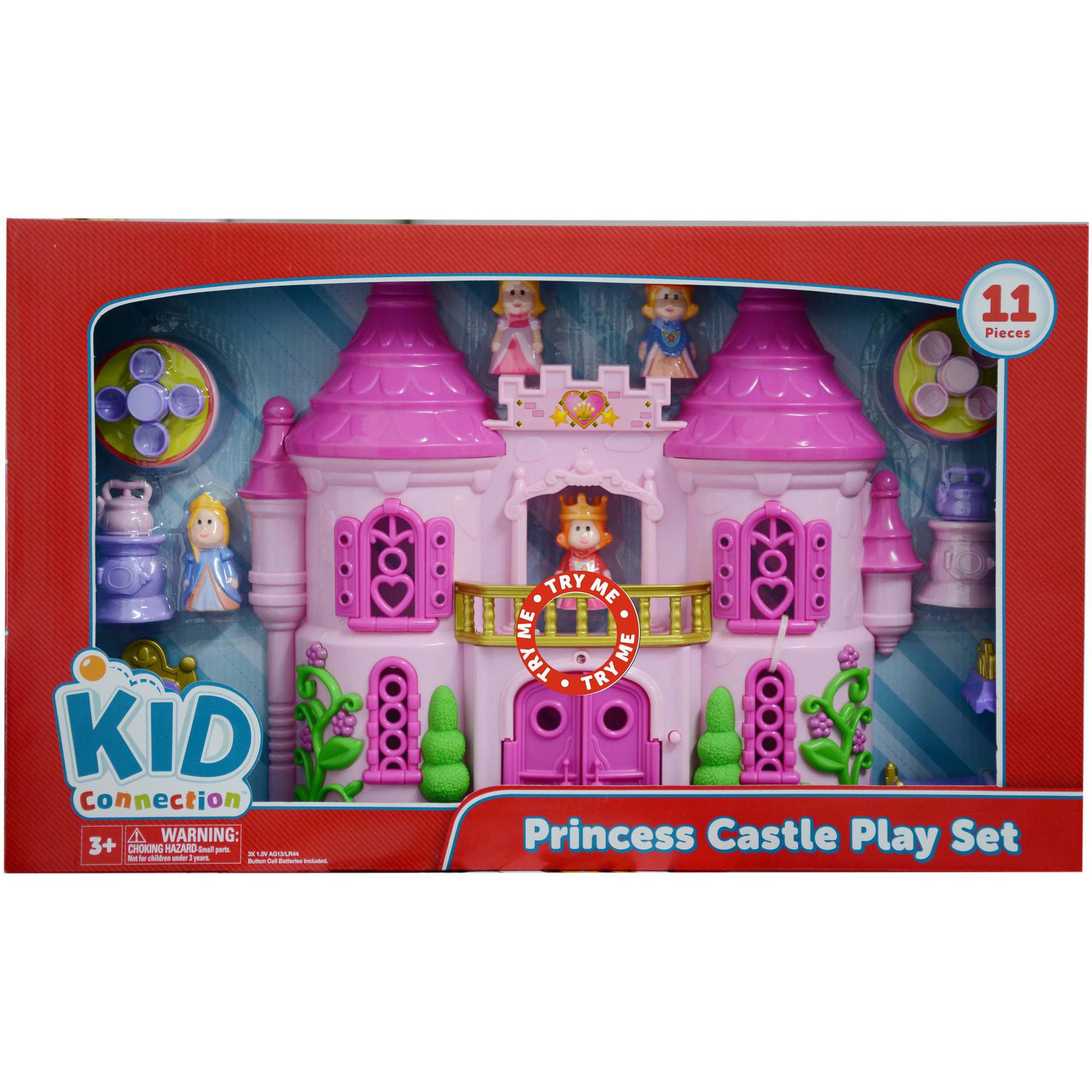 Tree House/Princess Castle Play Set