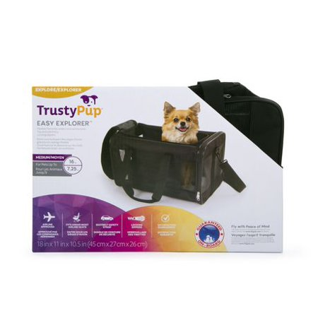 TrustyPup Easy Explorer Pet Carrier