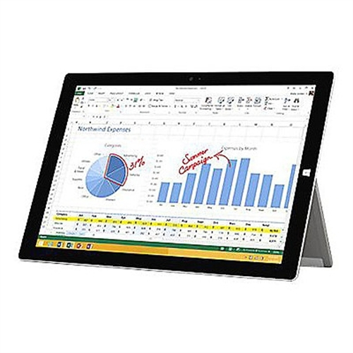 Microsoft Surface 3 LTE 64GB 4GB WIN 10 (T-MOBILE and AT&T ONLY) MA4-00009 by Microsoft