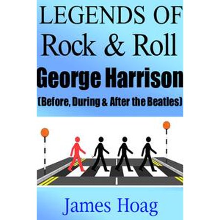 George Harrison Halloween (Legends of Rock & Roll - George Harrison (Before, During & After the Beatles) -)