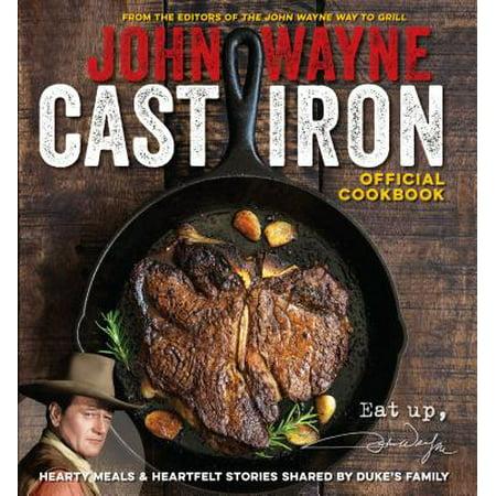 John Wayne Cast Iron Official - Cast Of Halloweentown