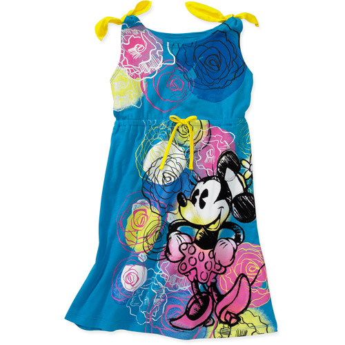 Disney - Girls' Minnie Mouse Dress