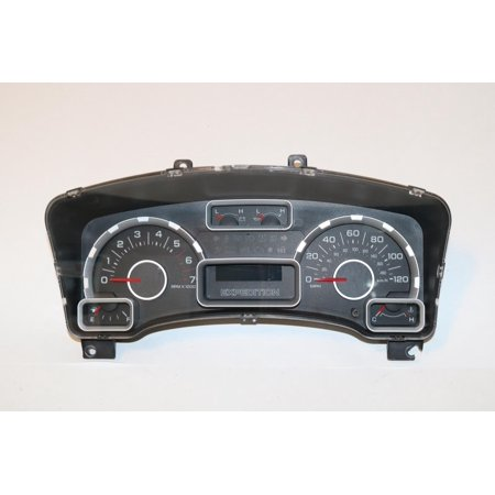 07-08 Ford Expedition Instrument Cluster Speedometer Gauge 187,077 #47654 ()