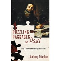 Puzzling Passages in Paul (Hardcover)