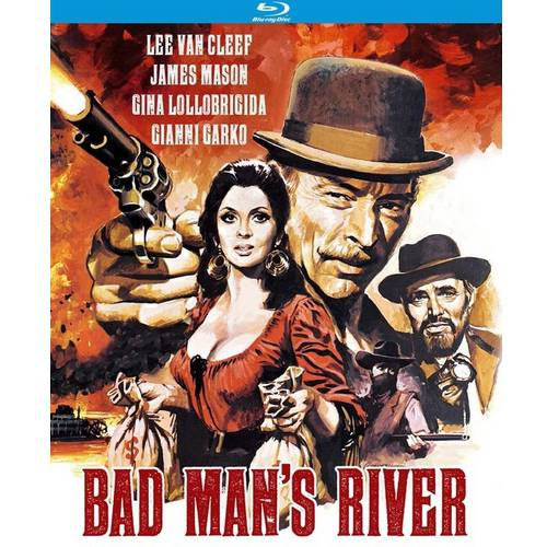 Bad Man's River (Blu-ray)