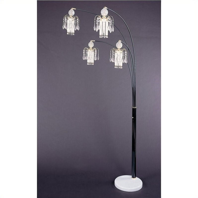 structube height curva us ang floor lamp white