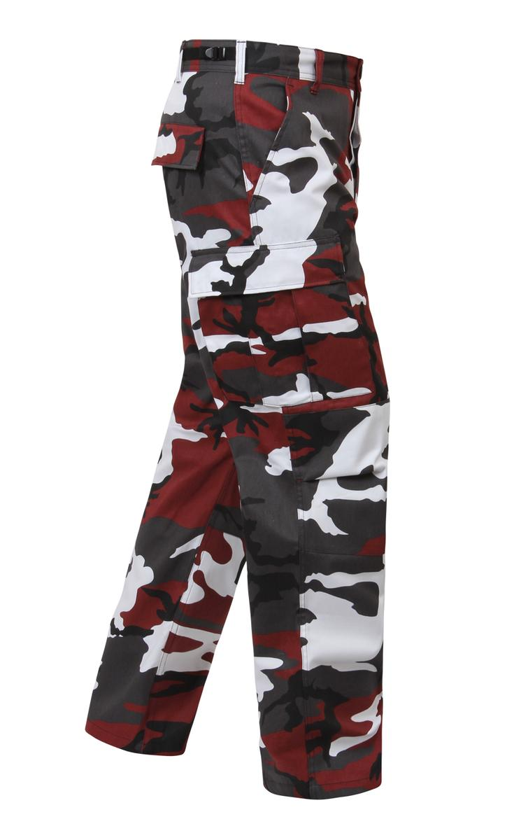 Rothco Color Camo Tactical BDU Pant by Rothco