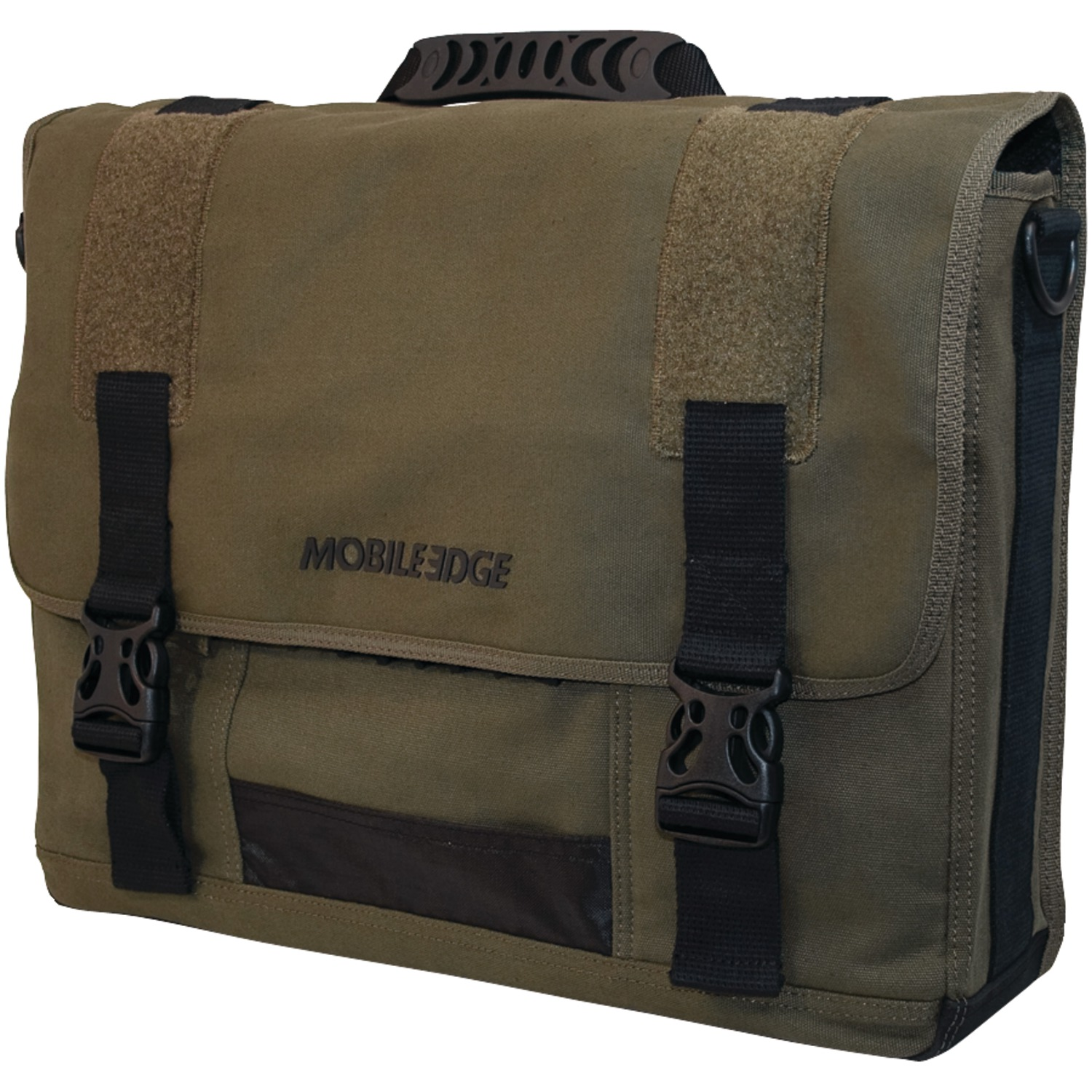 "Mobile Edge MECME9 17.3"" Eco Messenger Bag (green)"
