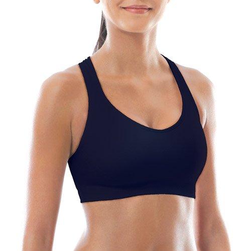098a4d7614 Danskin Now - Danskin Now - High-Impact Seamless Sport Bra - Walmart.com
