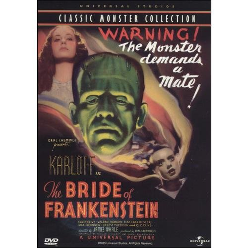 The Bride Of Frankenstein (Full Frame)