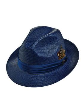 b7199272 Product Image Stacy Adams Men's Toyo Snap Brim Hat Navy XL