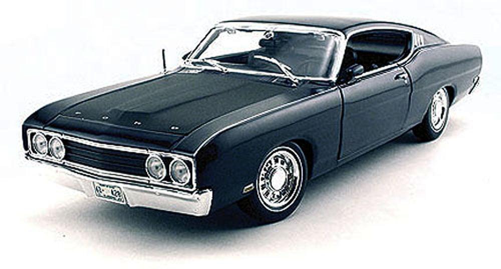 Ford Torino Talladega Blue Maisto  Scalecast Model