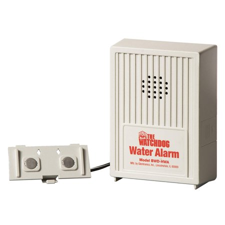 Glentronics, Inc. BWD-HWA Basement Watchdog Water Sensor and Alarm, Detects leaks before they cause costly water damage By Glentronics Inc (Watchdog Water Alarm)