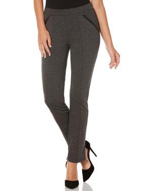 Women's Tech Ponte Slim Fit Pant