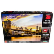 Goliath National Geographic New York 3D Puzzle 1000pc