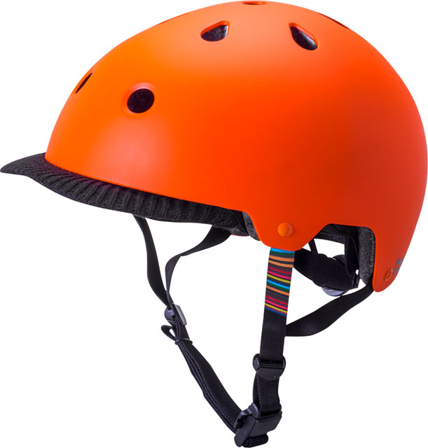 Kali Protectives Saha Helmet Spell Matte Orange SM/MD
